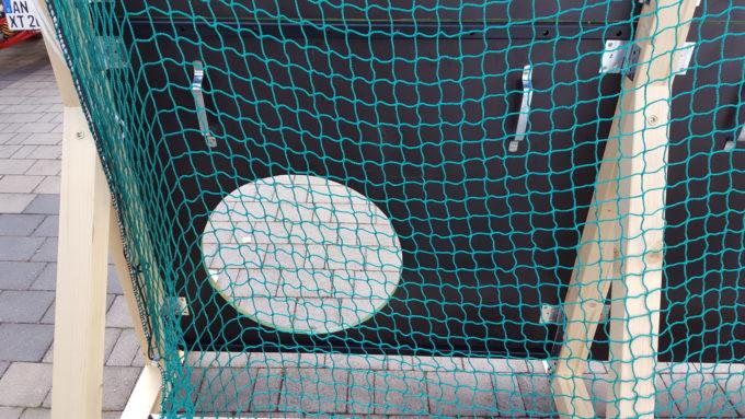 Fussball Torwand
