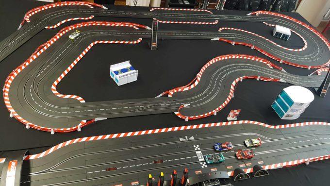 XXL Carrera Bahn mieten für Veranstaltungen