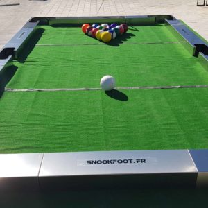 Snooker Fußball – Fußball Billard