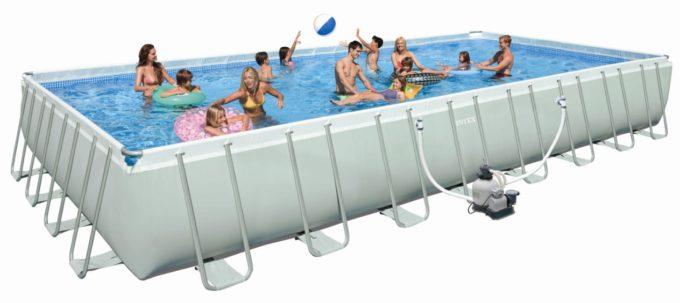Intex Ultra Frame Pool
