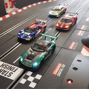 Carrera Rennbahn XXL