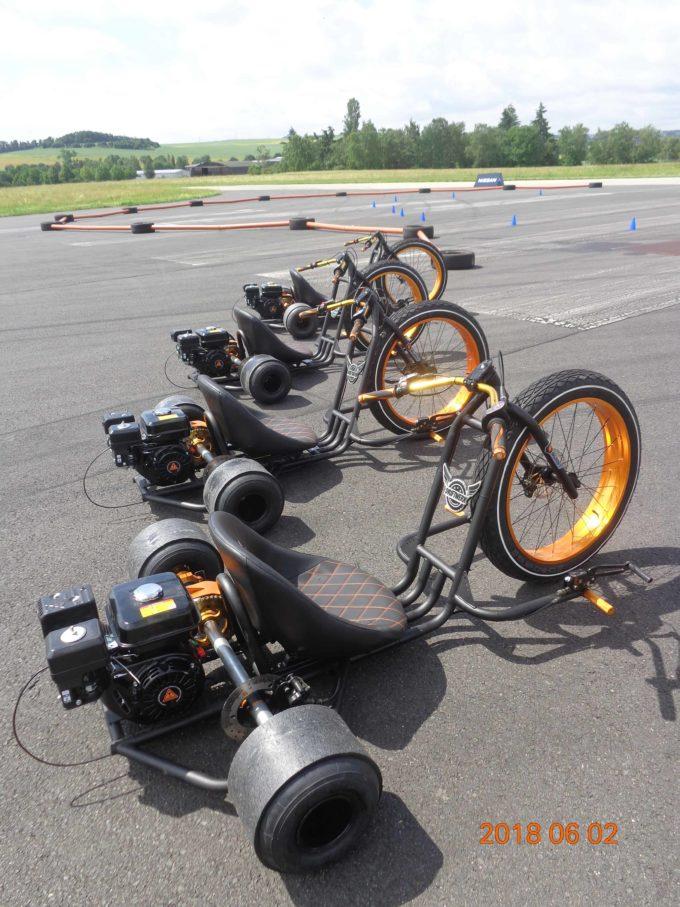 Drift Trike mieten