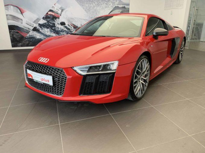 Audi R8 V10 mieten