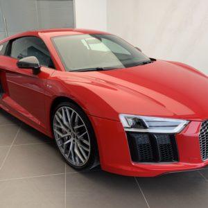 Audi R8 Supersportwagen fahren