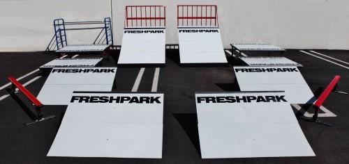 mobiler Skatepark mieten