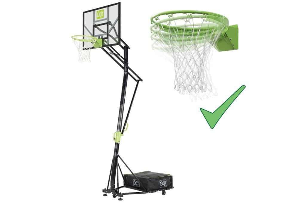 basketball korb höhe nba